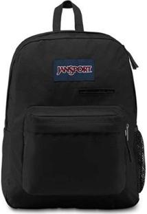 Mochila Jansport Digibreak Masculina - Masculino-Preto