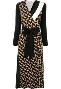 bdf18b219 R$ 5297,00. Farfetch Diane Von Furstenberg Vestido Estampado ...