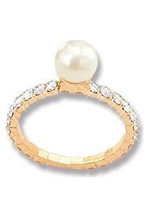 Anel Le Diamond Marieta Dourado