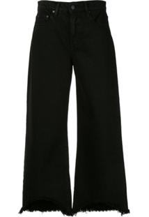 Nobody Denim Calça Jeans Pantalona 'Skylar' - Preto