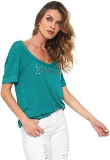 Camiseta Forum Sabbatical Verde