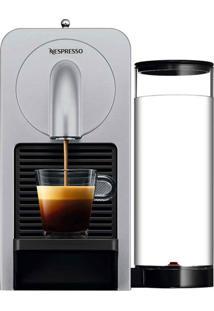 Cafeteira Prodigio Connectivity 127V Prata Nespresso