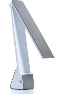 Luminária De Mesa 15 Leds Recarregável Touch Sem Fio Yz-U12B