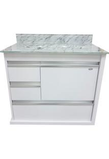 Gabinete 52 Branco Tomdo Móveis