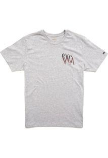 Camiseta Rvca Barry Shape - Masculino