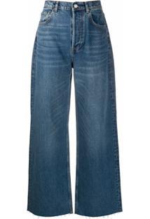Boyish Denim Calça Jeans Pantalona Charley - Azul