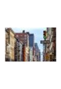 Painel Adesivo De Parede - Nova Iorque - Cidade - 1091Png