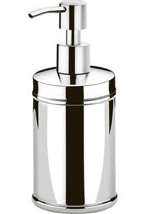 Porta Sabonete LãQuido Decorline- Inox- 250Ml- Bbrinox