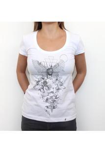 Feral Conscience - Camiseta Clássica Feminina
