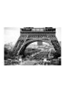 Painel Adesivo De Parede - Torre Eiffel - Paris - 832Png