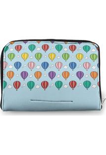 Necessaire Meu Primeiro Quartinho Kit Fraldas Balão Multicolorido