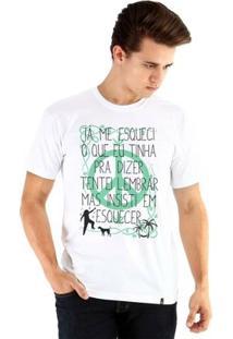 Camiseta Ouroboros Manga Curta Energia Dilatada - Masculino