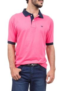 Camisa Colombo Polo Lisa - Masculino