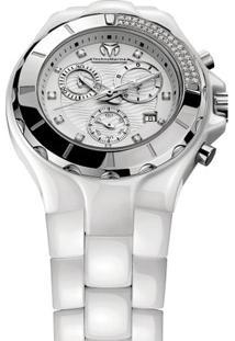Relógio Technomarine Wt38144B - Feminino-Branco