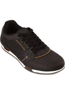 Sapatênis Strikwear Masculino - Masculino-Marrom