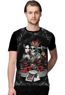 Camiseta Stompy Poker Masculino - Masculino