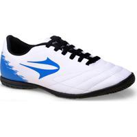 Tenis Masc Topper 4133906 Slick Ii Branco Azul Preto 52120b2edbb58