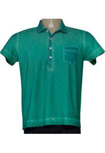 Camiseta Masc Index 19.08.000028 Verde