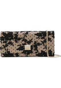Jimmy Choo Lilia Clutch Bag - Preto