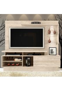Estante Para Tv Vicente Até 60 Polegadas 636022 Rústico - Madetec