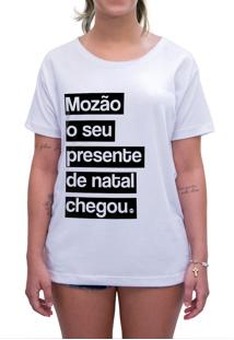 Camiseta Estampada Impermanence Mozão Branca