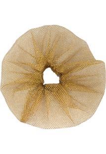 Atu Body Couture Acessório Para Cabelo Metálico - Dourado