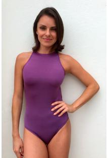 Body Luv Swimwear Lilás Roxo