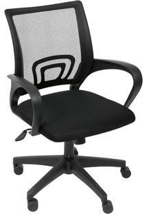 Cadeira Office Tok- Preta- 95X59,5X49Cm- Or Desior Design