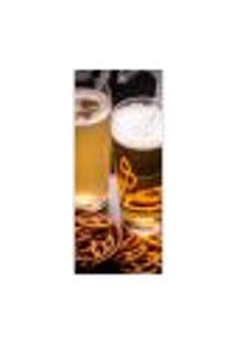 Adesivo Decorativo De Porta - Cerveja - 483Cnpt Auto Colante