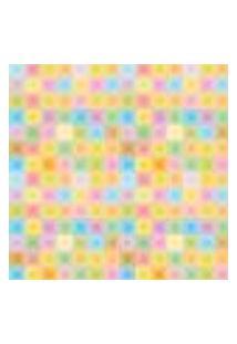 Papel De Parede Adesivo - Quadrados Coloridos - 016Ppi