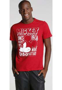 Camiseta Mickey Oh Boy! Attack