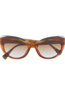 Etnia Barcelona Saint Honore Sunglasses - Marrom