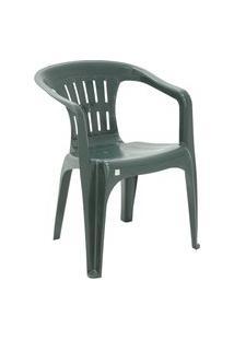 Cadeira Praia Atalaia Tramontina 92210020 Verde