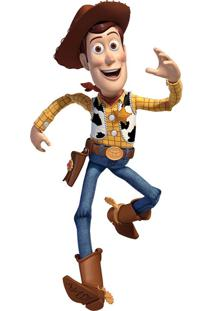 Adesivo De Parede Woody Gigante Toy Story Sd Roommates