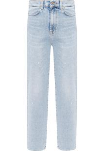 Calça Feminina Malia Vintage Larchmont - Azul