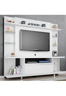 Estante Para Tv New Torino Branco - Móveis Bechara