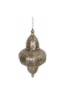 Luminária Pendente Decorativa De Metal