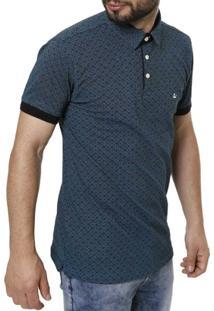 Camisas Polo Manga Curta Masculina - Masculino