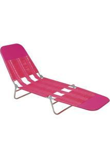 Cadeira Espreguiçadeira Pvc - Unissex