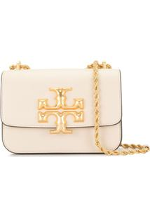 Tory Burch Chain Link Shoulder Bag - Neutro