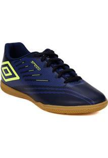 Tênis Futsal Masculino Umbro Speed Iv Azul Marinho
