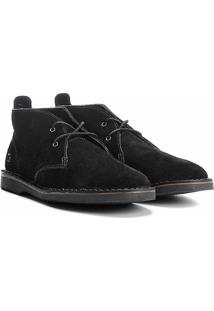 Sapato Casual Couro Kildare Camurça Masculino - Masculino