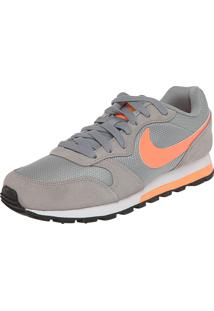 Tênis Nike Sportswear Wmns Md Runner 2 Cinza