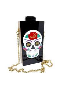 Bolsa Clutch Mexicana