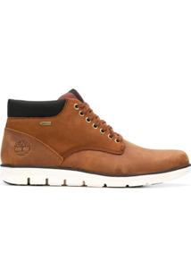 Timberland Lace-Up Ankle Boots - Marrom