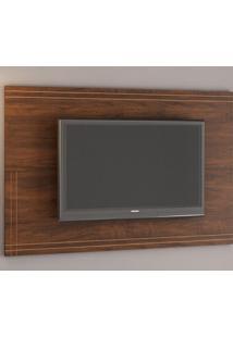 Painel Para Tv Até 43 Polegadas Talk Cedro - Viero Móveis