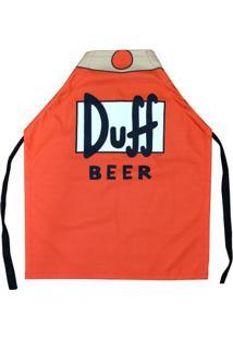 Avental Duff Beer
