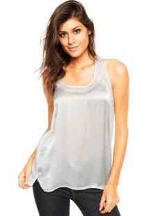 4ad32fce8708b6 Dafiti Regata Calvin Klein Jeans Detalhe Off-White