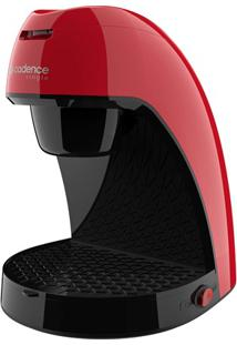 Cafeteira Single Colors 450W 110V Vermelha