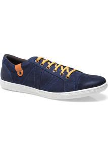 Sapatenis Masc New Confort 16037 Azul